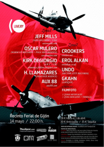 Lovejoy, the Gijón Music Festival
